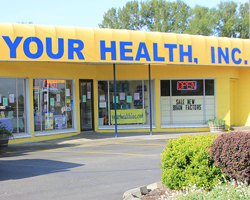 Downtown Puyallup Health Store Near Me
